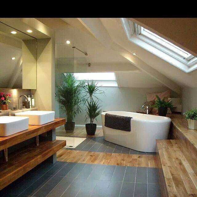 22 best einrichten images on Pinterest Bathroom ideas, Home - einrichten mit grau holz alexandra fedorova