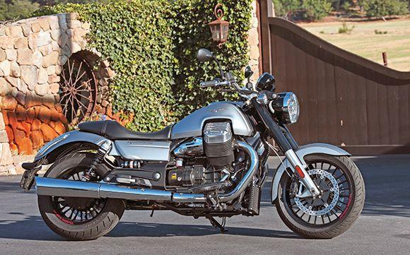2014 Moto Guzzi California 1400 Custom ABS