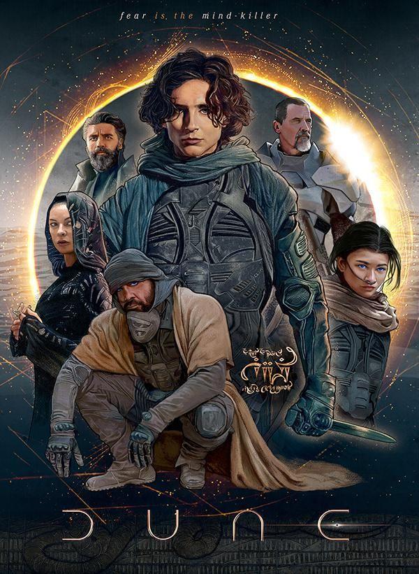 Dune 2020 600 X 821 Dune Art Best Movie Posters Alternative Movie Posters