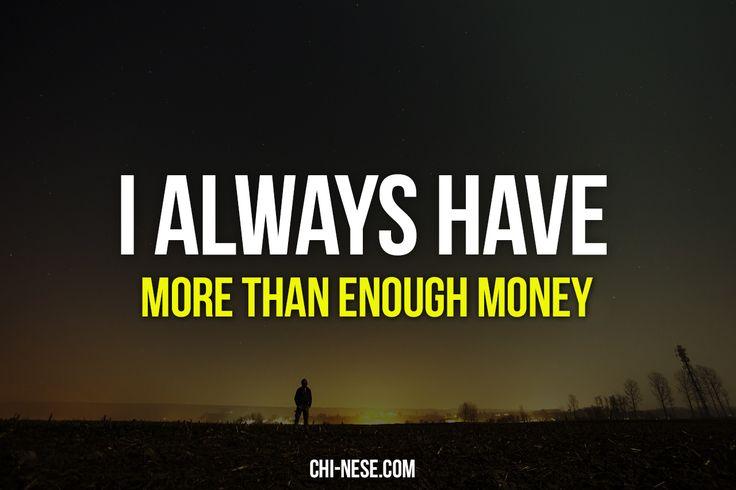 8 Most Powerful Abundance Affirmations (images) @ http://chi-nese.com/8-most-powerful-abundance-affirmations-images/ #positiveaffirmations