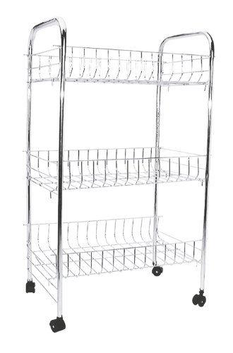 Equinox 143138 - Carro verdulero con ruedas - Artículos para el hogar