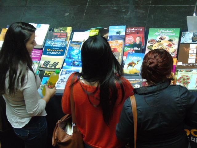 Biblioteca Abierta en DuocUC en sede Alonso de Ovalle.