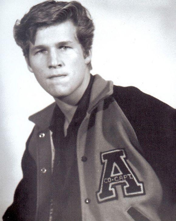 Jeff Bridges during his high school years (late 1960's) http://ift.tt/2wRypKn