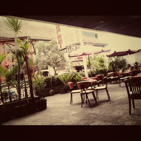 good old place --Braga street, Bandung Indonesia