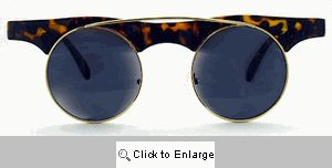 Rebel Flat Bridge Sunglasses - 214 Tortoise