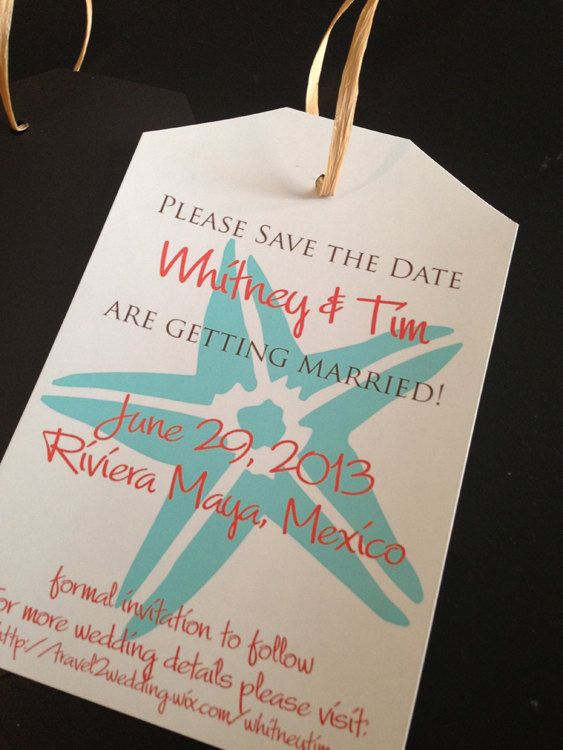 26 best Save the dates images – Save the Date Destination Wedding Magnets