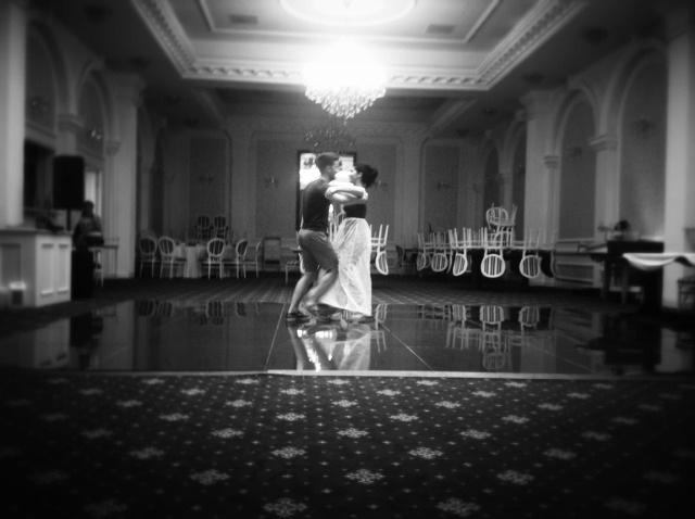 Ultima repetitie înaintea nuntii , www.stop-and-dance.ro