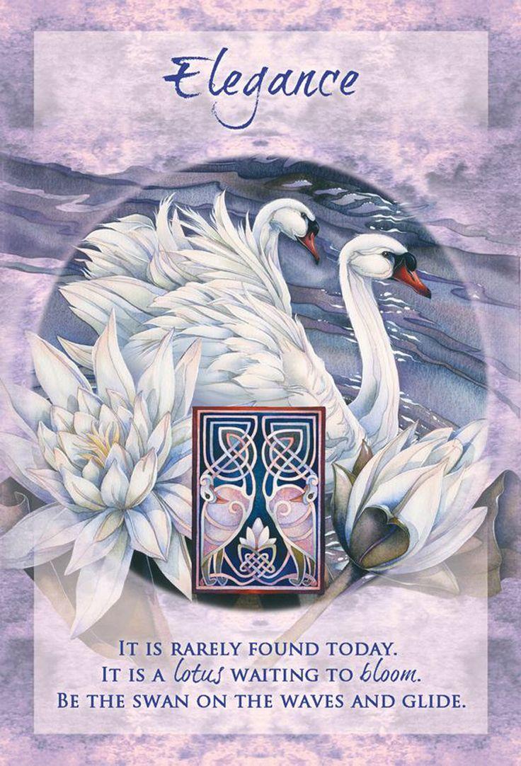 """""""Elegance"""" Magical Times Empowerment Cards par Jody Bergsma"""