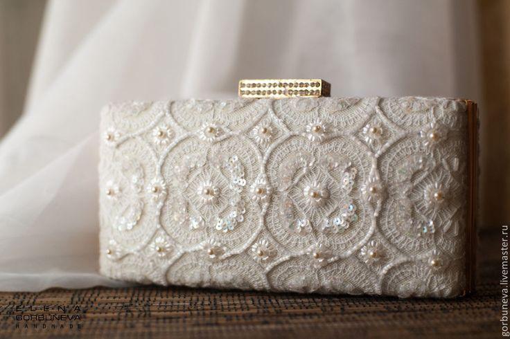 """Купить Свадебная сумочка клатч """"Легкость"""" - клатч, клатч купить, сумочка, сумочка женская"""