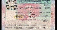 Kuwait Visa Application Have you ever thought about traveling to Kuwait? If yes you have all you need to get there right at your door step. Kuwait is a Western Asian country situated in the northern edge of Eastern Arabia at the out skin of the Persian Gulf where it shares borders with Saudi Arabia and Iraq.  Oil reserves were discovered in 1938 and today it has the highest economy backed up with the worlds sixth largest oil reserves and its dinar is the highest valued currency in the globe. Kuwait is often considered the Hollywood of the Gulf due to the popularity of its soap operas and theatre. Kuwait is home to the largest opera housein the Middle East. | Requirements for a Kuwait Visa 1Passport: Original signed passport valid for a minimum of two years having at least one or two blank passport page for visa stamp(s). Amendment pages in the back of the passport are not suitable for visa stamps. 2Kuwait Visa Application Form: One signed Kuwait visa application form. After placing your order fill out the application form included in your 3Visa Application Kit. 4Photo: One recent 2 x 2 passport type photograph in color front view and with a plain/white background. OR  you can upload a photo when you place your order instead of providing physical passport photos. 1Other Forms: A handwritten letter of intent outlining the applicants purpose of travel to Kuwait the length of intended stay in Kuwait name of places to be visited contact information in country and accommodation information. 2Criminal Record: FBI Issued Police Clearance. This document must be dated after the work permit and will need to be legalized through the US Department of State and Consulate. If the FBI summary includes any criminal activity a handwritten letter of explanation must also be provided. Please note: it may take up to approximately one month to obtain the summary from the FBI. 3Medical Requirements: Original Health Certificate stamped by a medical doctor certifying that the patient is in good health and free from contagious diseases. In addition negative lab results for HIV (AIDS test) hepatitis B and C malaria filariasis syphilis and a chest X-Ray for tuberculosis. |Other Requirements: |Original Employment Contract. This is Travisas service order form where you will provide your contact and shipping information choose the visa processing needed and make your payment. You must print the completed form and send it to Travisa with all other supporting documents. Kuwait Visas are usually processed in up to 3 weeks depending on approval received from Kuwait. Rush service may be available under certain circumstances at the discretion of the consulate if approval is received. |How to Obtain a Kuwait Business Visa You will need to have a Visa application form and a security form completed by your Sponsor Your Passport and 1 photocopy Sponsors passport and 1 photocopy Sponsors civil ID and 1 photocopy Sponsors work permit for Private employees An up to date salary from the sponsors employer Documented proof for family members Also it is normally expected that the sponsor of a relative must be earning more than 450 KDs per month if he has a government related job and at least KD650 per month if he works for a private enterprise. The person seeking the sponsorship must then go to the Kuwait embassy and have their passport approved before traveling to Kuwait or else it can be faxed onto Kuwait. If a visitor outstays their Visa then they will be fined KD10 a day for every day after their Visa has expired. They must pay the fine at the Department of Shuwaikh before they can leave the country. An extension to a Visa can often be obtained but it must be applied for before the original one is due to expire. | Where and How to Apply for Kuwait Visa Gatheryour documents and complete the forms Shipyour documents to the Kuwait consulate office Travisa  Los Angeles 5757 Wilshire Boulevard Suite 570 Los Angeles CA 90036 Tel: 877-876-3266 Travisa  Washington DC 4301 Connecticut Avenue NW Suite 250 Washington DC 20008 Tel: 877-876-3266