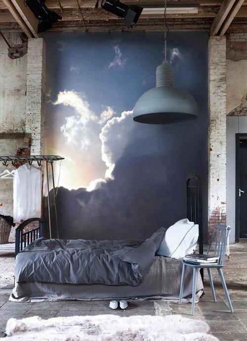 design for a small bedroom best 25 photo wallpaper ideas on grey 18627