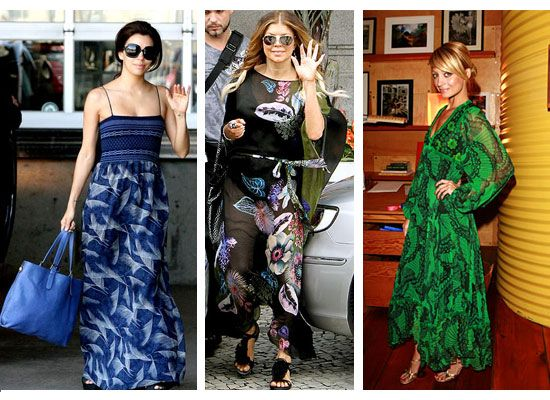 How Minis Can Go Maxi! Maxi dresses for petite women
