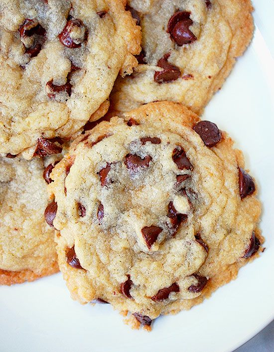 Eva Bakes - Christina Tosi's chocolate chip cookies (made in one bowl!)