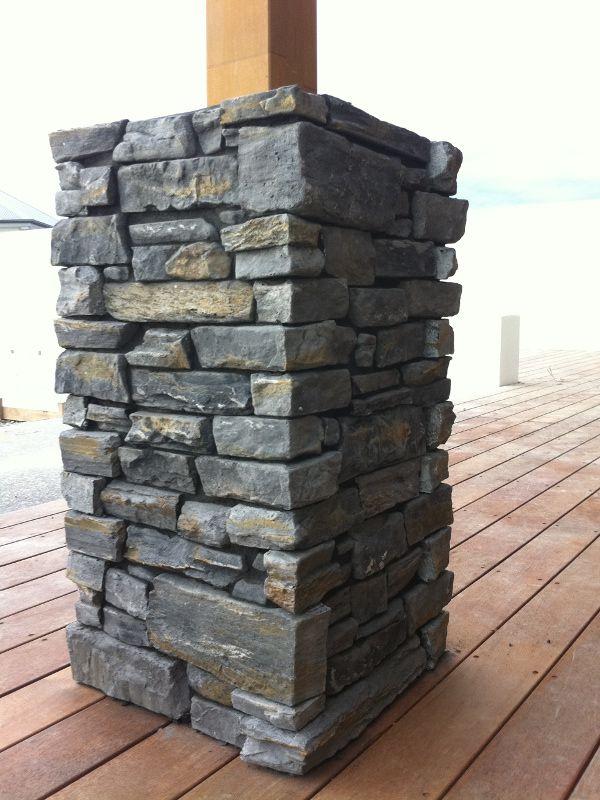 Pillars - Stone Veneer Cladding Specialists-Classic Stone