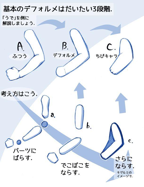 スーパーデフォルメポーズ集_ふたり編_03
