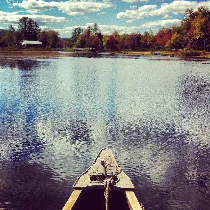 Caroga Lake, NY. Honeymoon 2012