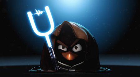 Angry Birds y Star Wars se unen en un nuevo videojuego que llegará en noviembre