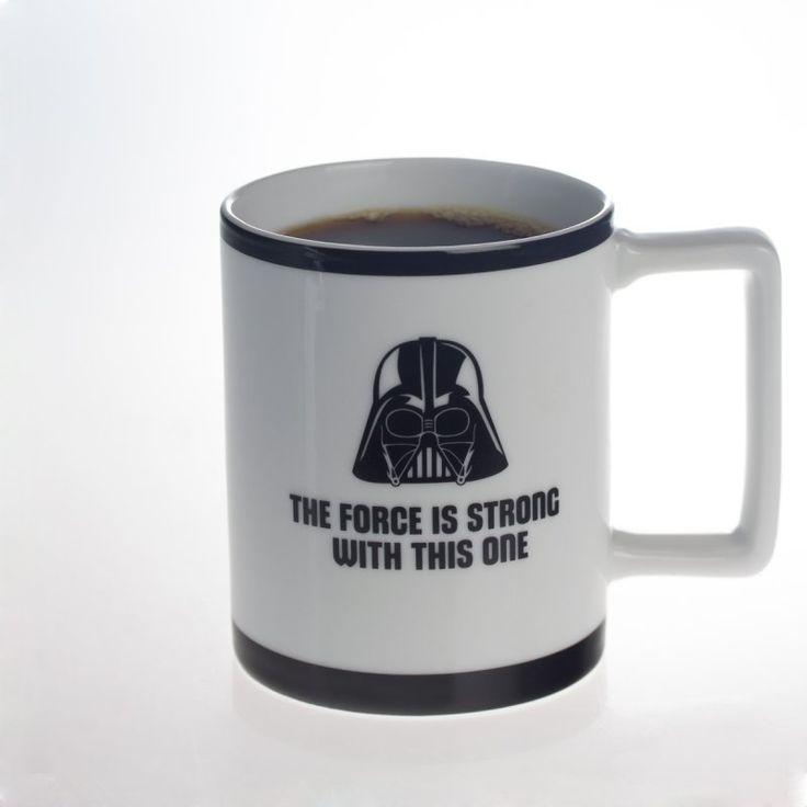 Stylischer Kaffeebecher Für Den Star Wars Fan! Zu Weihnachten Kann Man  Gleich Kinotickets