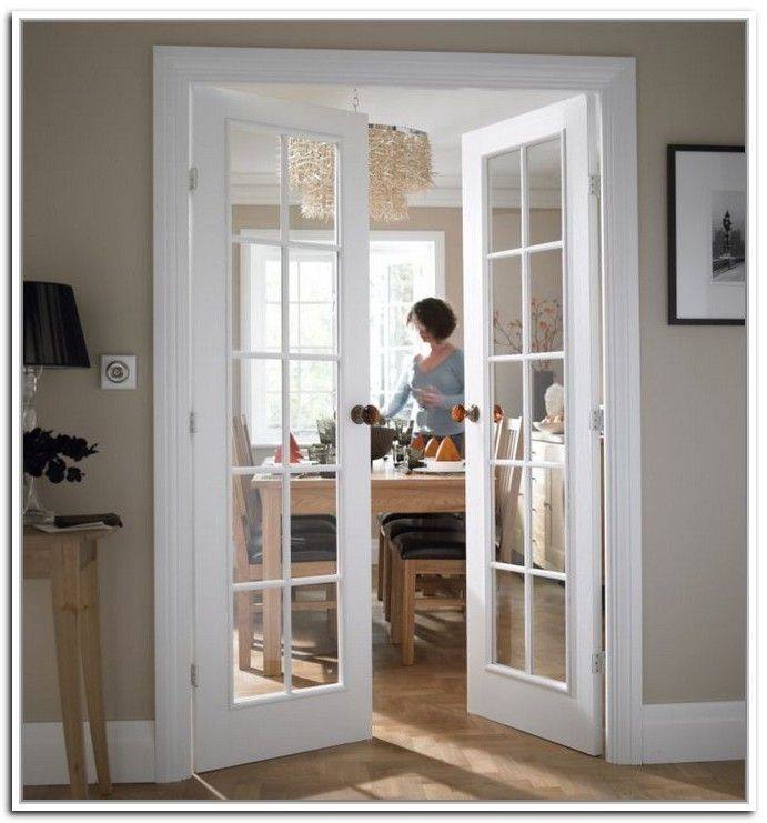 White Interior French Doors With Glass White Interior Doors In Apartment Design White Interior Doors Internal Glass Doors Doors Interior
