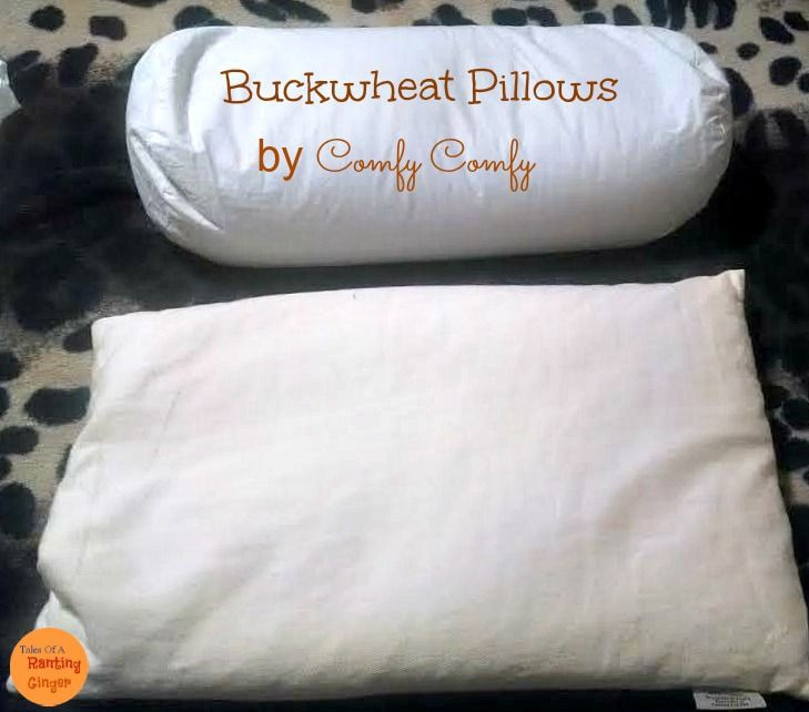 buckwheat pillows from comfycomfy review u0026 giveaway can