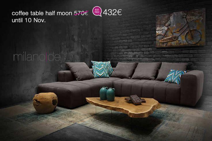 Σχεδιασμένο & κατασκευασμένο από τη Milanode, το τραπεζάκι Half Moon αποτελεί μια ιδιαίτερη πρόταση διακόσμησης για το καθιστικό. Το μασίφ ξύλο δρυός στην επιφάνεια, σε ακανόνιστο μισοφέγγαρο, σε συνδυασμό με τα διαφανή κρύσταλλα στη στήριξη, θα προσφέρουν ένα αξιοζήλευτο design στο καθιστικό.  https://www.milanode.gr/product/gr/2432/%CF%84%CF%81%CE%B1%CF%80%CE%B5%CE%B6%CE%AC%CE%BA%CE%B9_%CF%83%CE%B1%CE%BB%CE%BF%CE%BD%CE%B9%CE%BF%CF%8D_half_moon.html