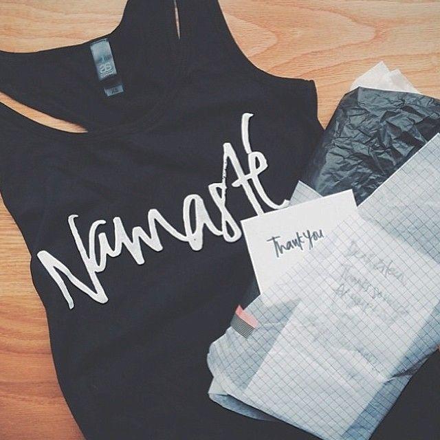 """Beautiful Appareal by one of our dear designer friends @irisszy  #silkscreen #screenprint #tees #uniforms #streetwear #melbourne #Australia #fashion #gym #gymwear #fitness"""