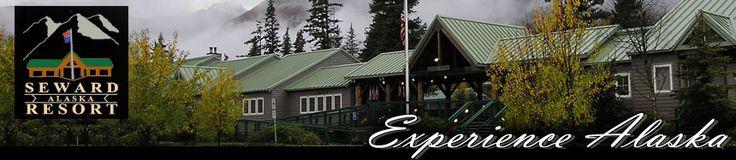 Seward Alaska Resort.. fishing trips