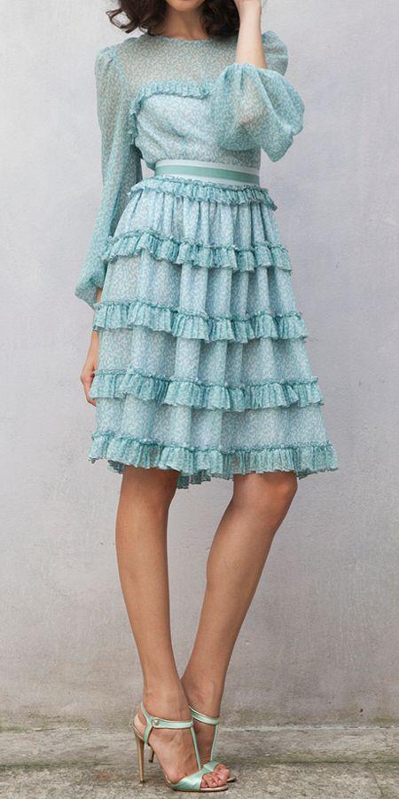 Preciously Me blog : Luisa Beccaria - Pre Spring 2014 Collection