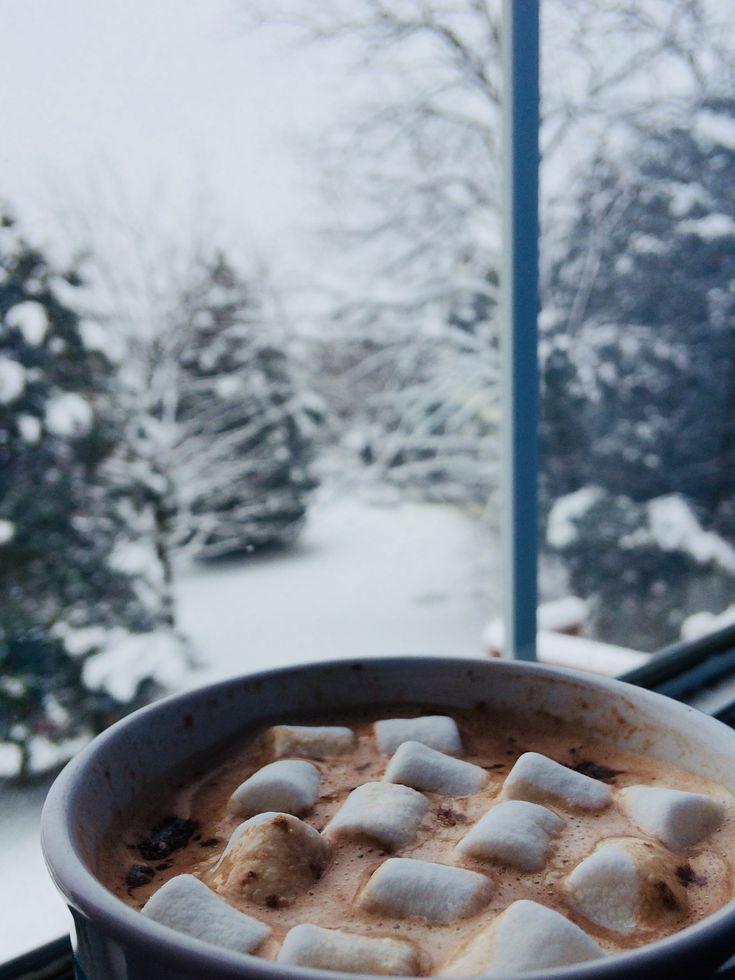 Ich kann nicht ausdrücken, wie sehr ich den Schnee liebe    – seasons: winter