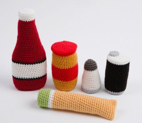 Le panier de la marchande au crochet - Le sommaire # 2 - Nath - Bout de Ficelle