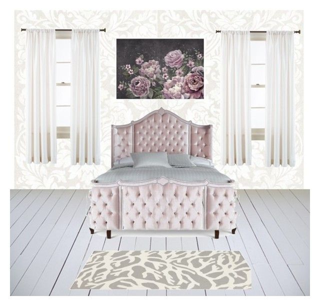 """""""#untitled"""" by littlelook on Polyvore featuring interior, interiors, interior design, home, home decor, interior decorating, Royal Velvet, Haute House and Somerset Bay"""