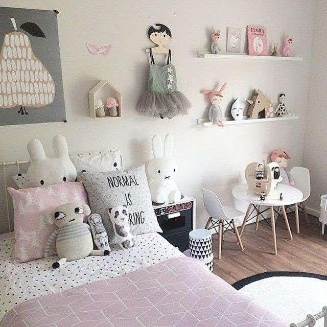 Camerette per bambini in stile nordico: design e colore per i più piccoli | Designmag