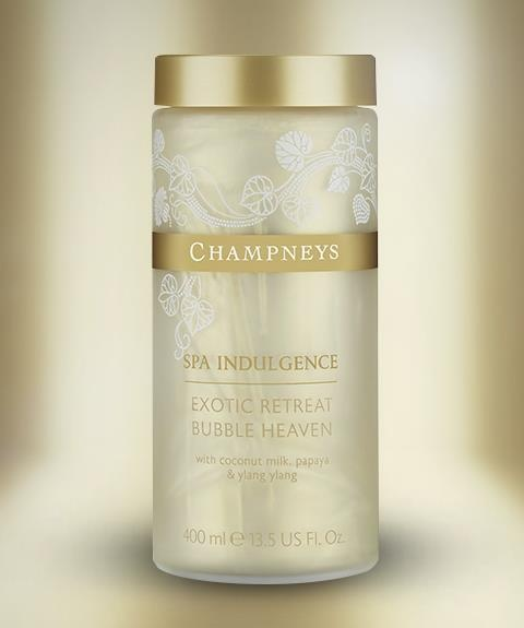 No time for you this weekend? Sneak a bath before bed and spoil yourself with Champneys Spa Indulgence Exotic Retreat Bubble Heaven  http://www.shopbootsusa.com/product/13779