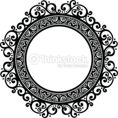 imagenes de marcos barrocos - Buscar con Google
