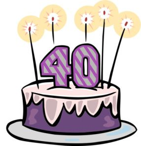 40 fabulous things about turning 40.