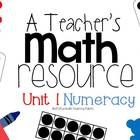 This is a teacher's guide to teaching math concepts.  This packet has essential questions, big ideas, visuals, word wall words, and math vocabulary...