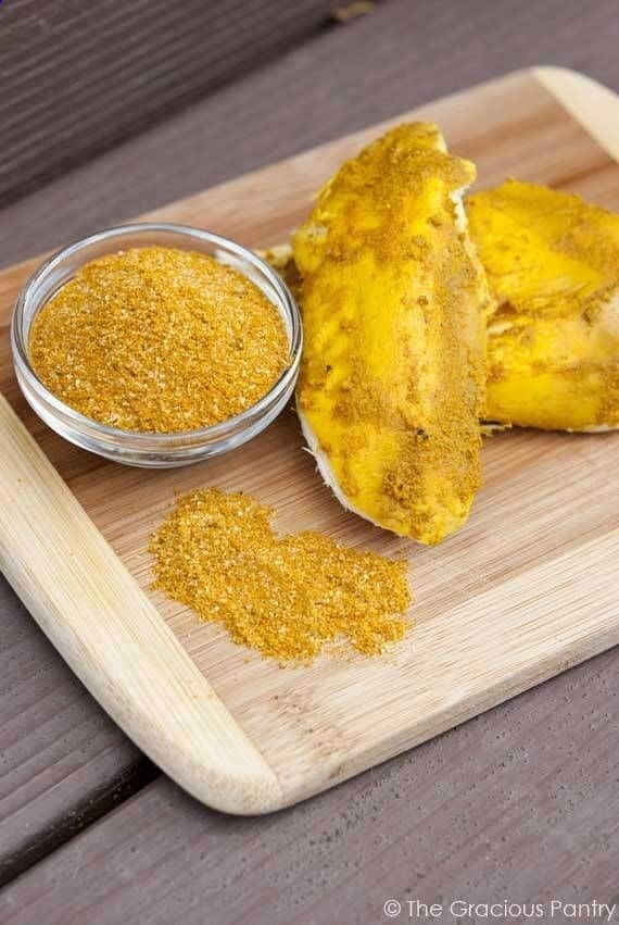 Clean Eating Slow Cooker Turmeric Chicken Substitute Lime Juice Or