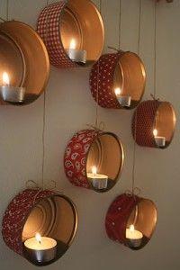 latas de atun decoradas - Buscar con Google