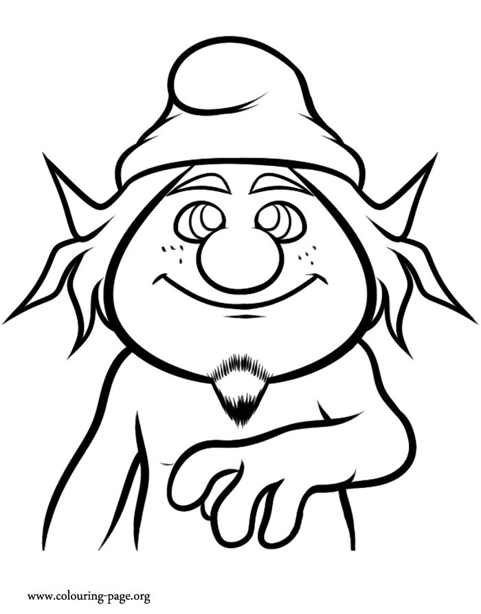 free printable coloring pages smurfs - 17 best images about smurfs on pinterest cartoon paper