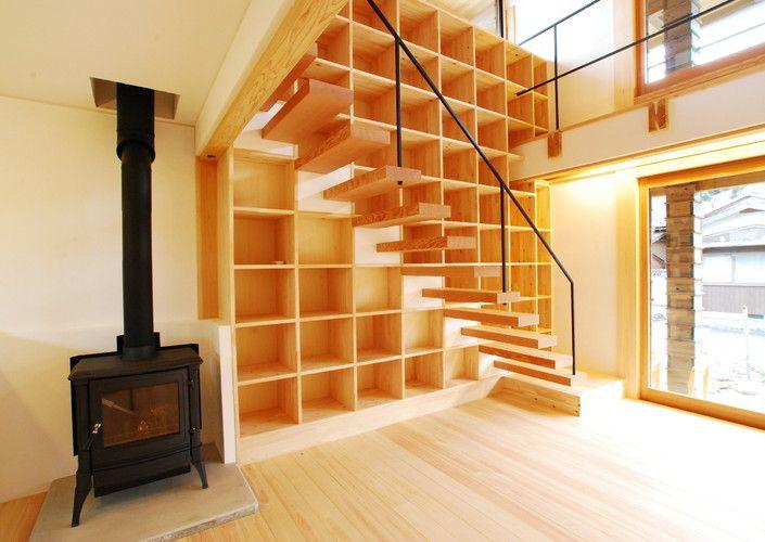 Wood stucco house