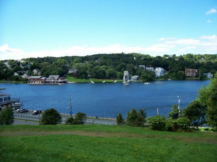 Lake Banook, Dartmouth, Nova Scotia