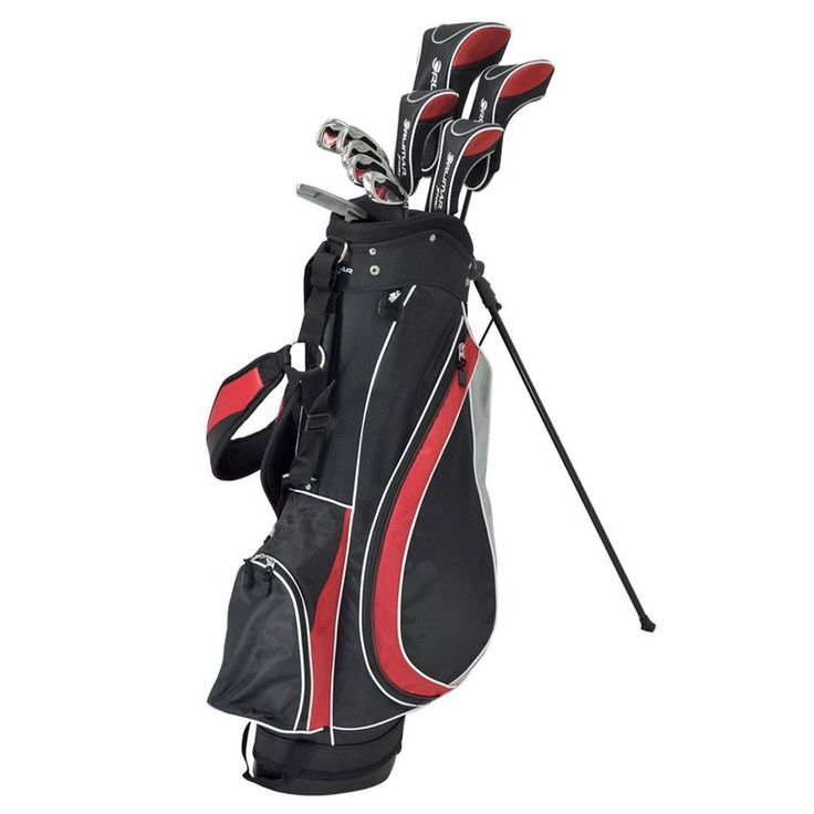 Orlimar Mens Sport Fireline GI Complete Golf Club Sets