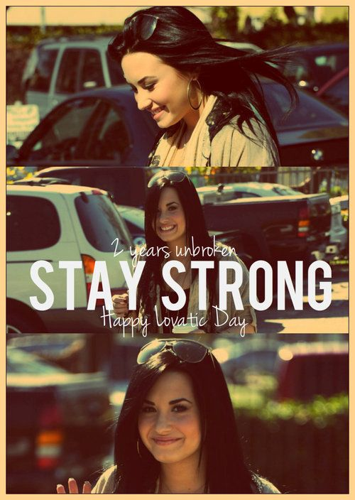 Demi,, you're just so amazing! In everything you do!(: