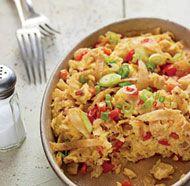 Migas (Scrambled Eggs with Corn Tortillas) ♥ Fine Cooking: Corn ...