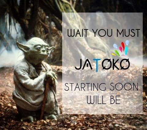 WAIT YOU MUST. #masteryoda #yoda #starwars #jatoko #soon #starting #will #be #polish #startup #excited #are #we #star #wars #jatokocham