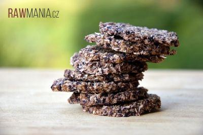 Borůvkové sušenky