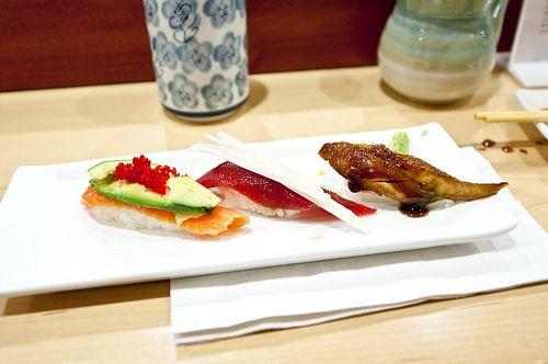 Sushi Yasu - Omakase- Third Serving