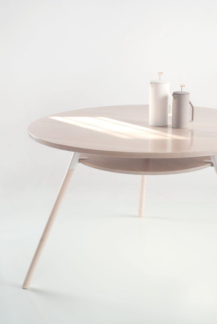 Space saving dining tables wenge minima simple aluminium dining table - Dining Table 2 Tier