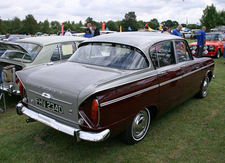 1966 Humber Sceptre Mark II