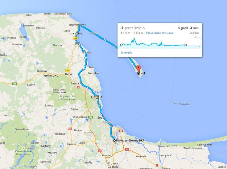 Highway to Hell: Weekendowa wyprawa rowerowa na Półwysep Helski   Apetyt na…